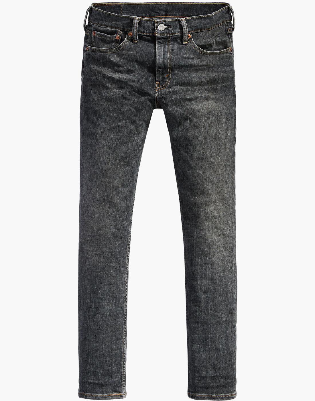 LEVI'S 511 Retro Mod Slim Denim Jeans ARMSTRONG