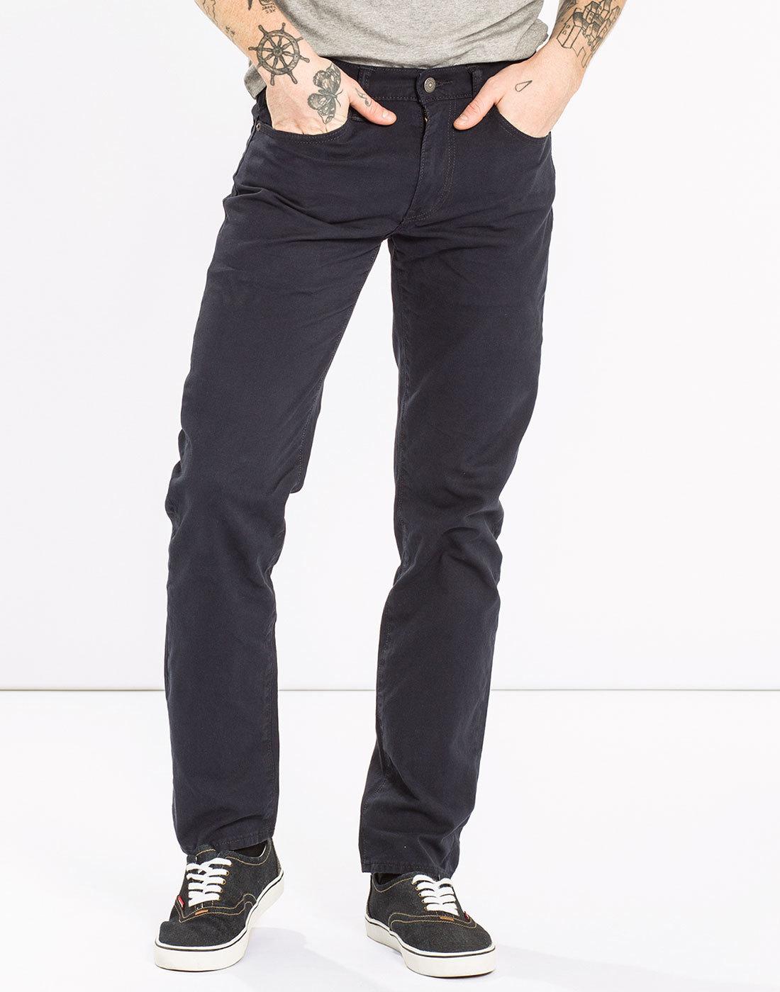 LEVI'S® 511 Retro Linen Mix Slim Jeans NIGHTWATCH