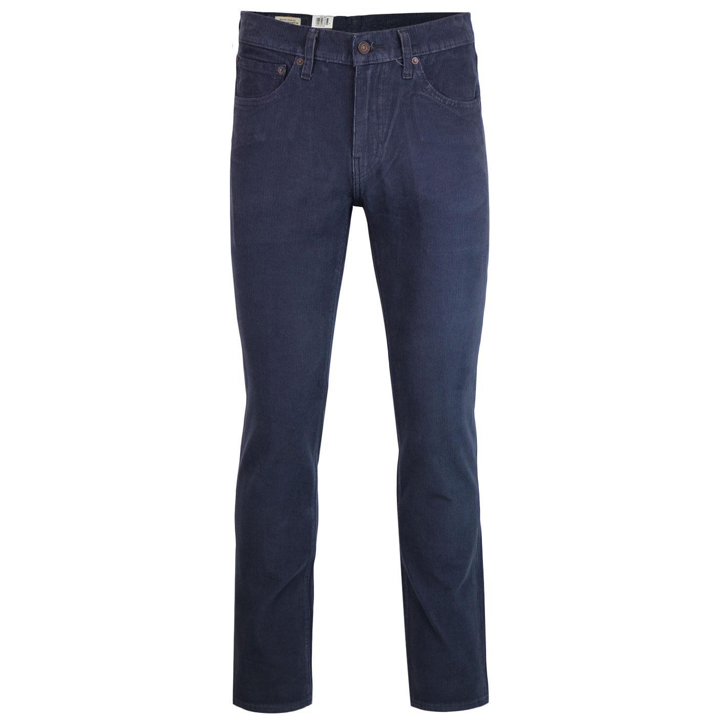LEVI'S 511 Retro Mod Slim Cord Jeans (Ombre Blue)