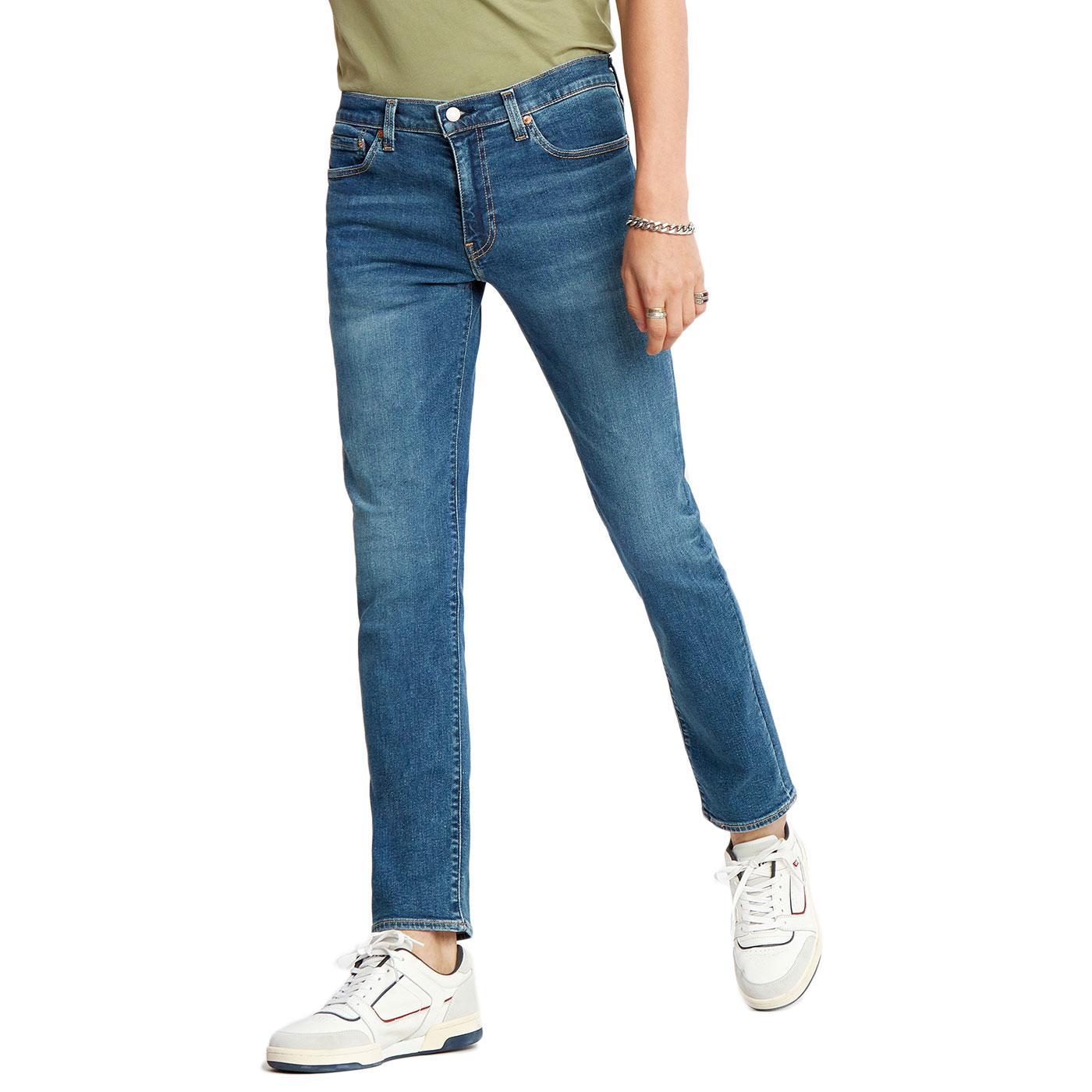 LEVI'S 511 Flex Men's Slim Jeans (Cedar Nest Adv)