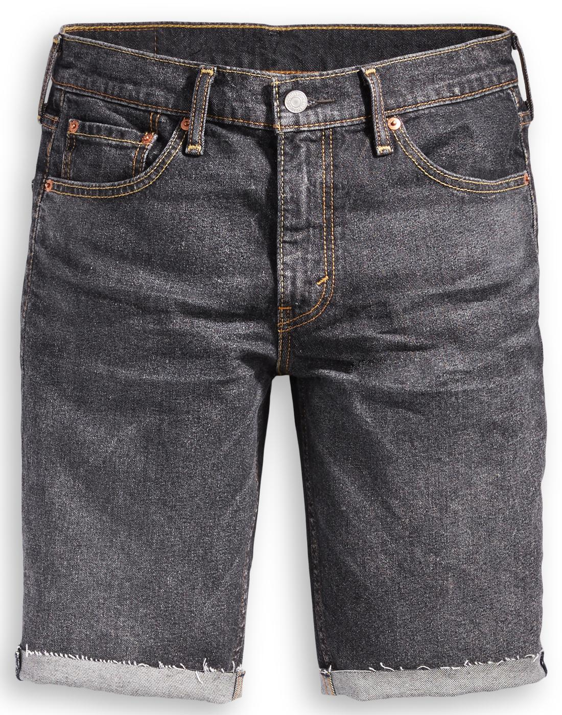70b2ee76 LEVI'S® 511 Men's Retro Slim Cut Off Denim Shorts in Bloke