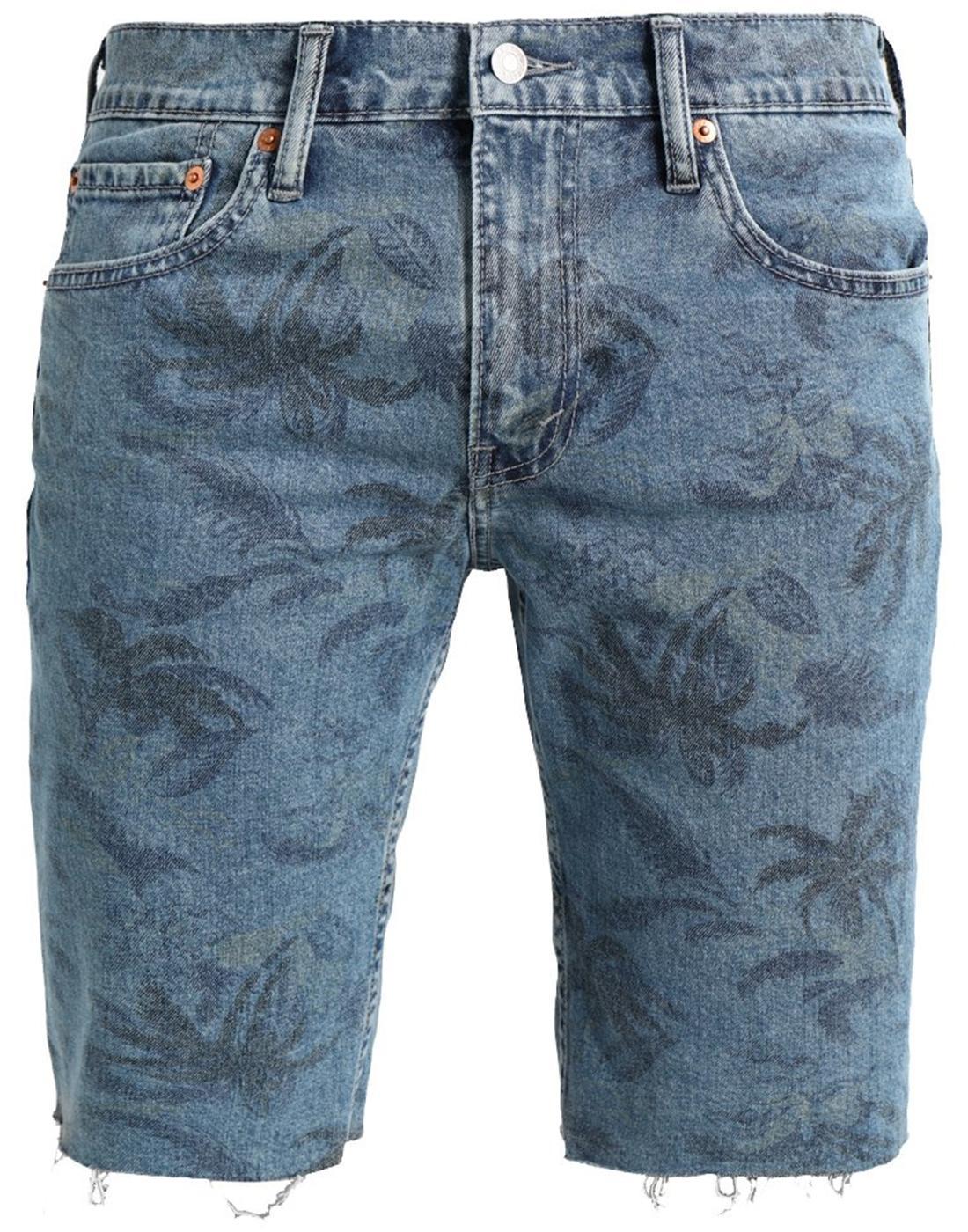 LEVI'S® 511 Slim Cut Off Denim Shorts DREAMING