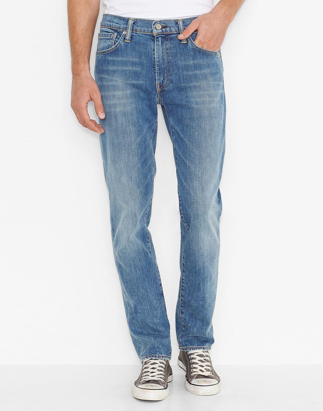 LEVI'S® 511 Retro Mod Slim Denim Jeans - Harbour
