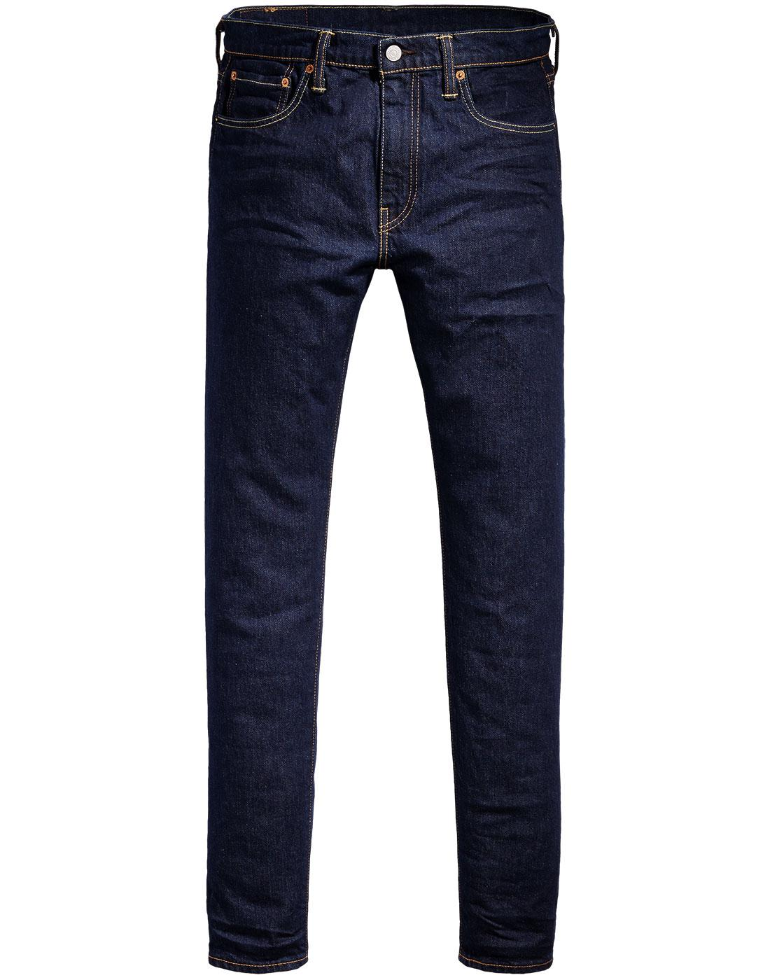 LEVI'S 512 Slim Taper Fit Retro Jeans CHAIN RINSE