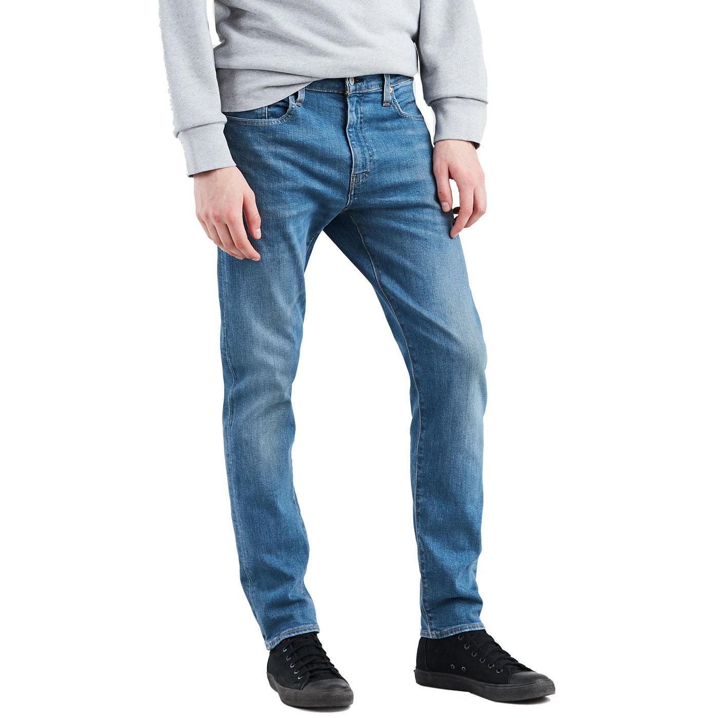 LEVI'S 512 Slim Taper Denim Jeans (4 Leaf Clover)