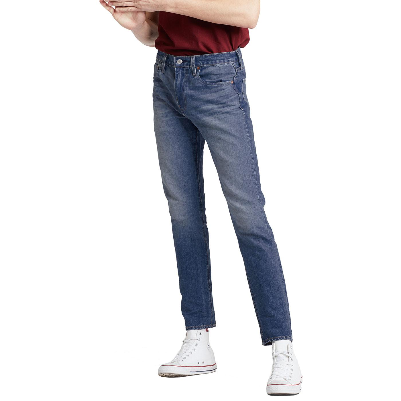 LEVI'S 512 Slim Taper Denim Jeans Creeping Thyme