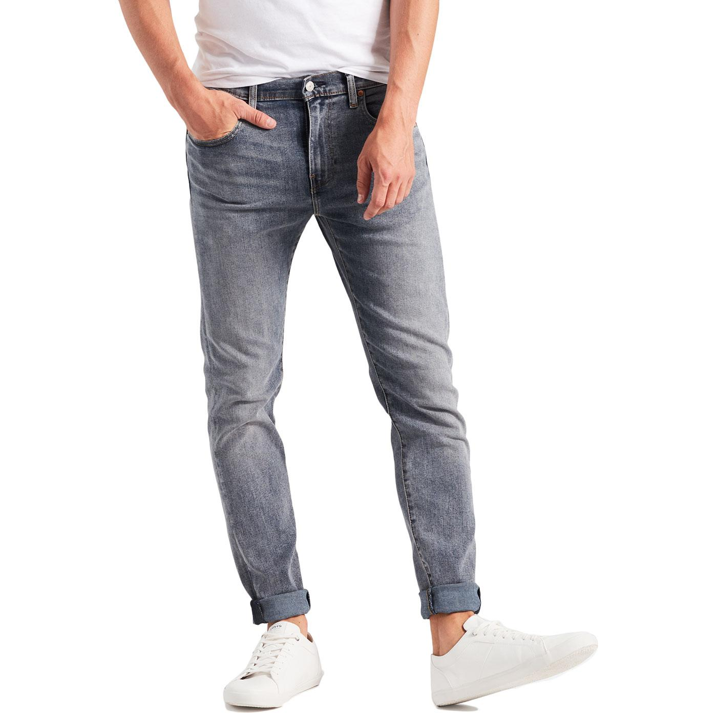 cfedf0cd8c0 LEVI'S 512 Men's Slim Taper Denim Jeans in Despacito Adv T2