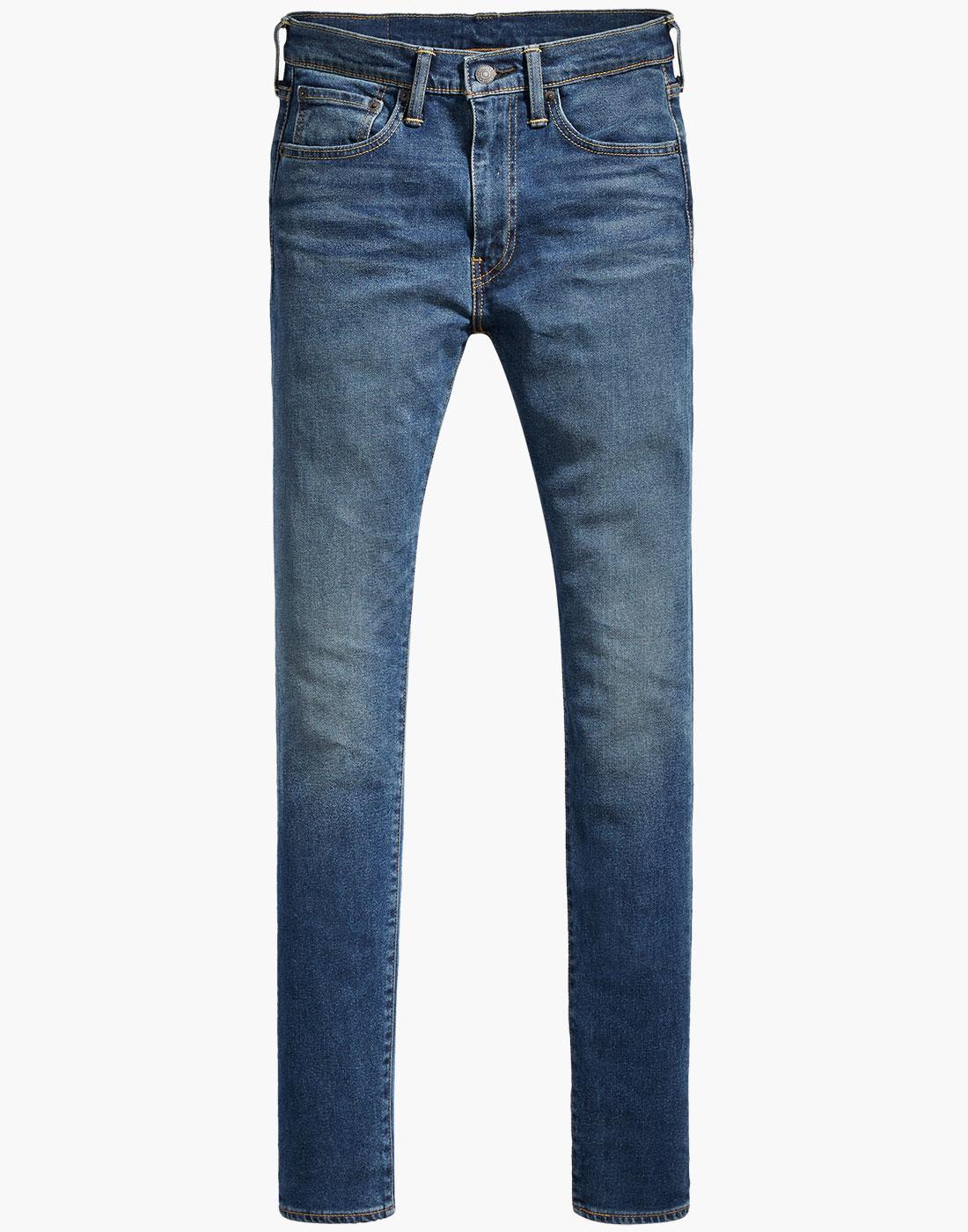 LEVI'S 519 Mod Extreme Skinny Jeans WILLIAMSBURG