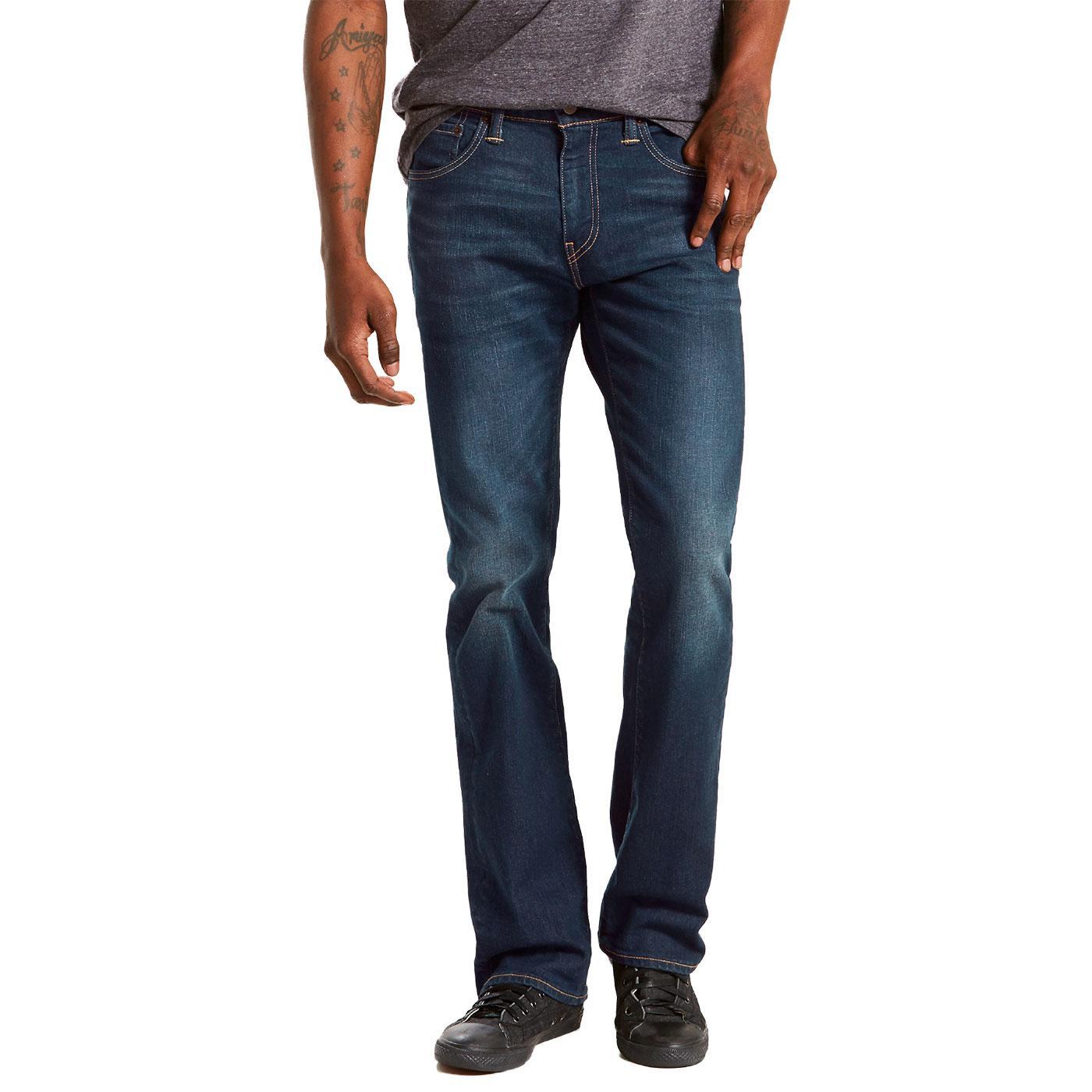 LEVI'S 527 Retro Slim Boot Cut Jeans (Ama Sequoia)