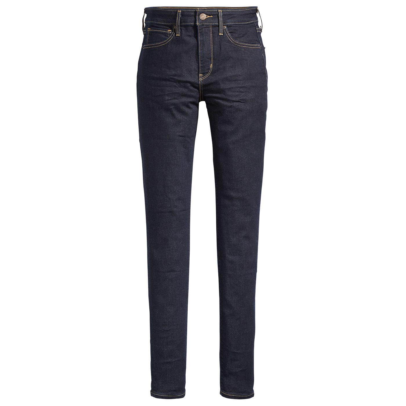 LEVI'S 721 High Rise Skinny Jeans - To The Nine
