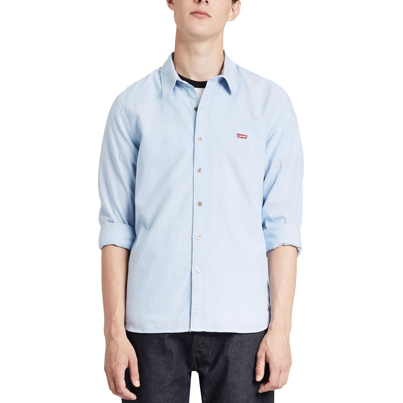 LEVI'S Battery HM Retro Mod Oxford Shirt (Allure)