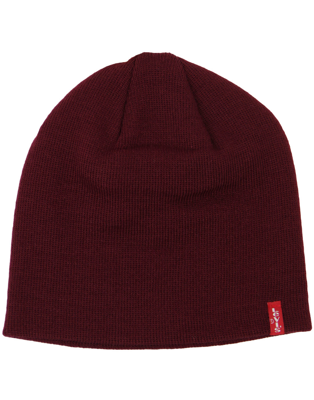 LEVI'S® Retro 1970s Indie Knitted Beanie Hat (DB)