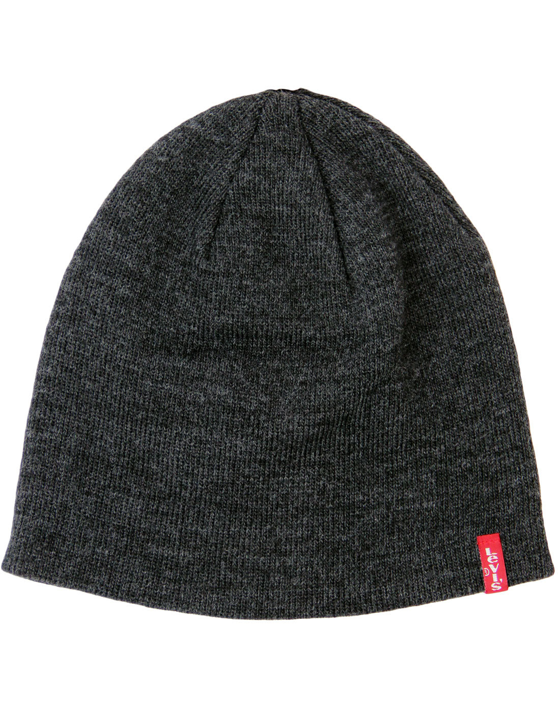 LEVI'S® Retro 1970s Indie Knitted Beanie Hat (DG)