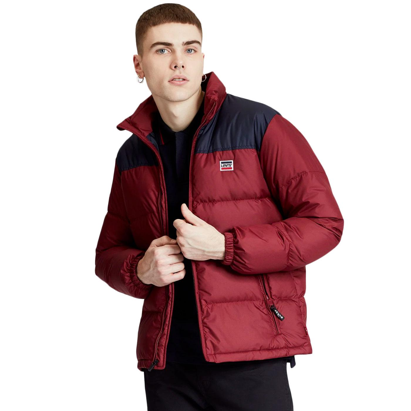 Coit LEVI'S Retro 90s Indie Puffer Down Jacket C
