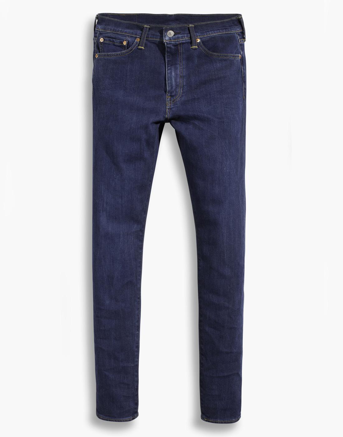 LEVI'S 510 Retro Mod Skinny Fit Denim Jeans CUZN