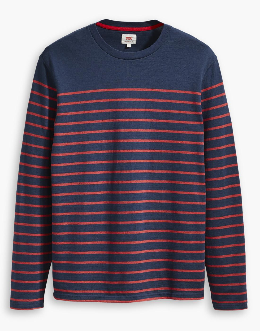 Mission LEVI'S® Men's Retro 60s Mod Breton Tee N