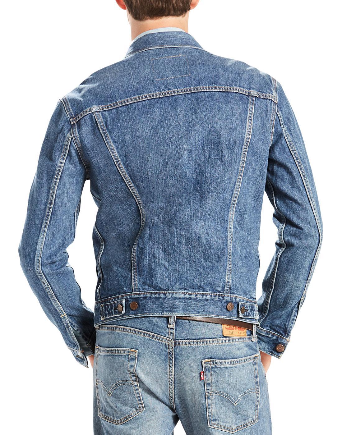 ff755ff91 LEVI'S 511 Stonewash Denim Jeans (OCEAN PARKWAY)