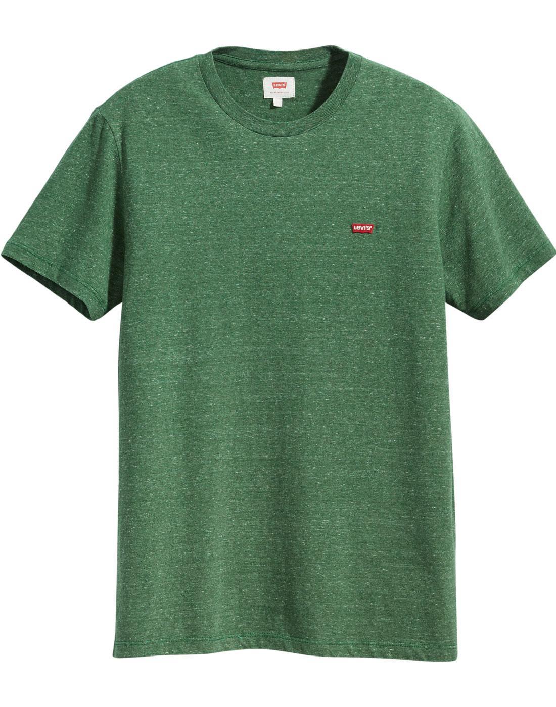 LEVI'S Original HM Retro Tri-blend Marl T-shirt PE
