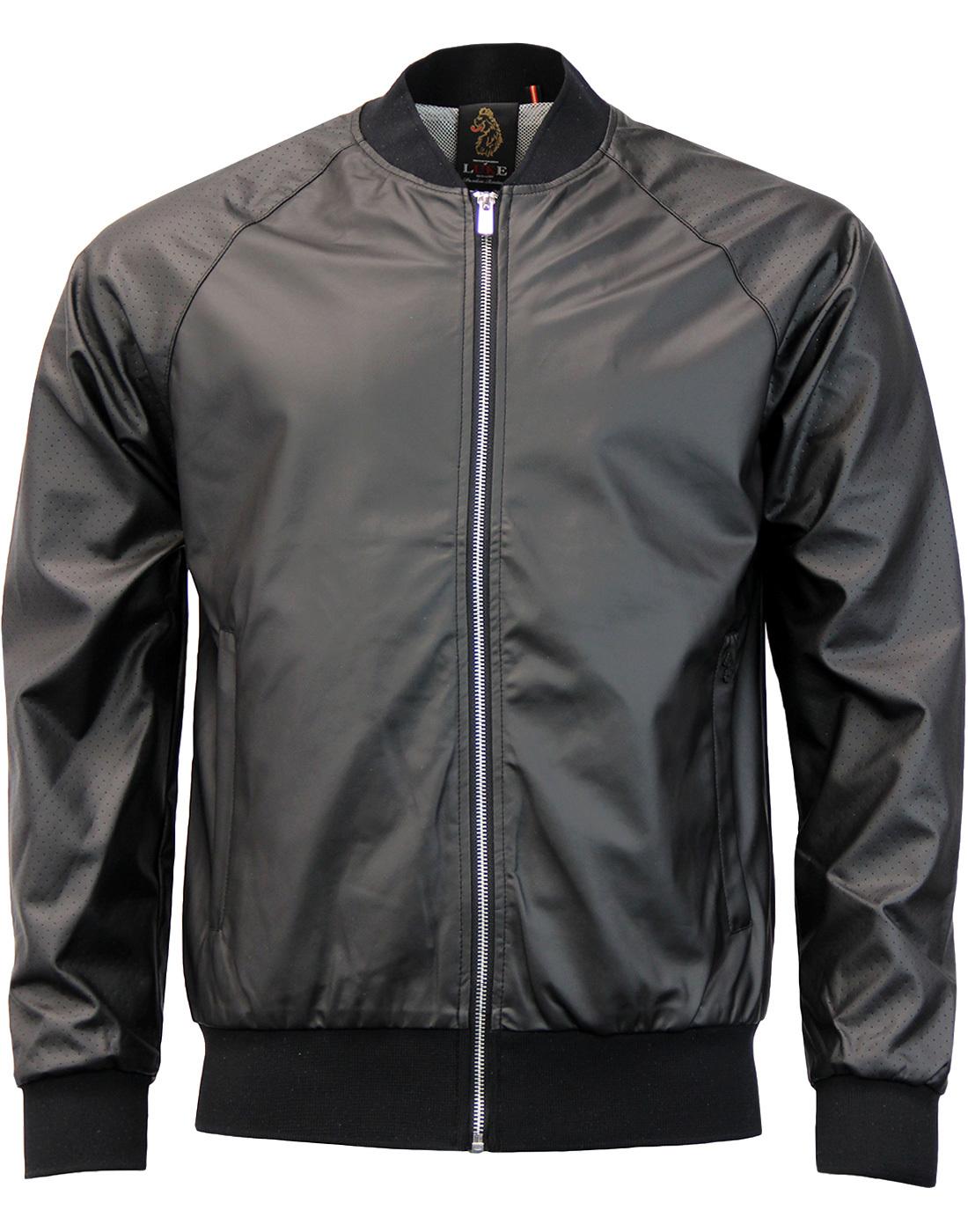 Caperwowme LUKE 1977 Indie Leather Look Jacket
