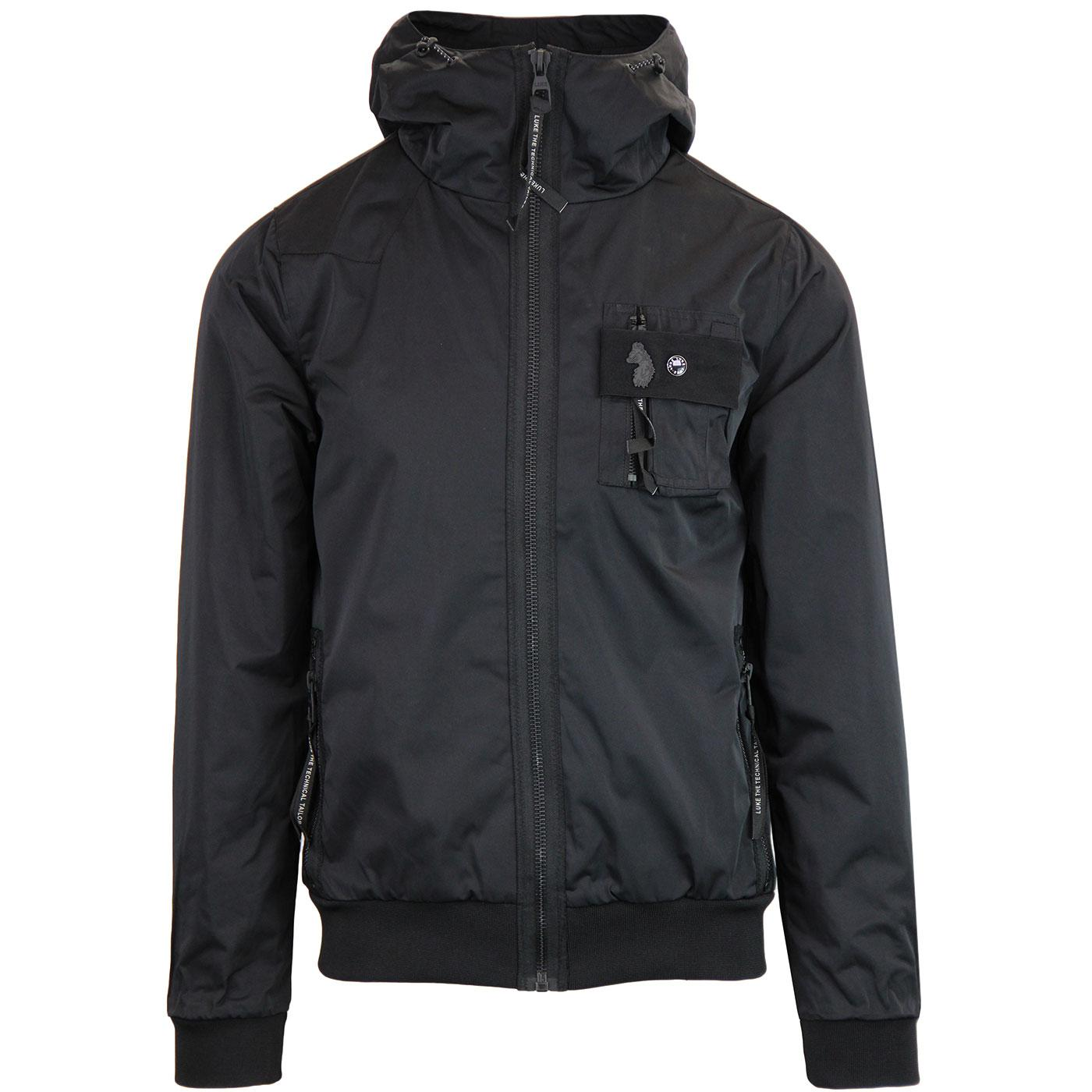 Shakermaker LUKE 1977 Men's Indie Hooded Jacket