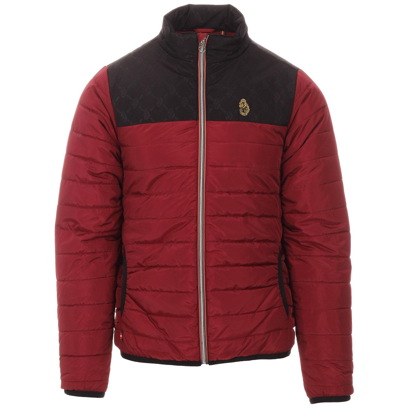 Sinartra Q LUKE Colour Block Quilted Jacket (R)