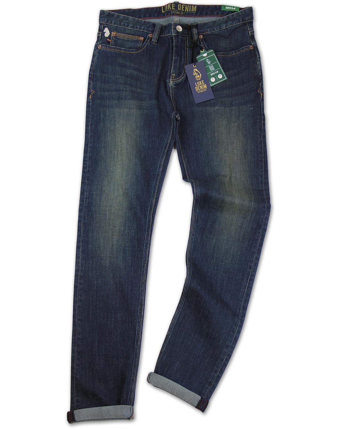 Rui LUKE DENIM Vintage Deep N Dirty Skinny Jeans
