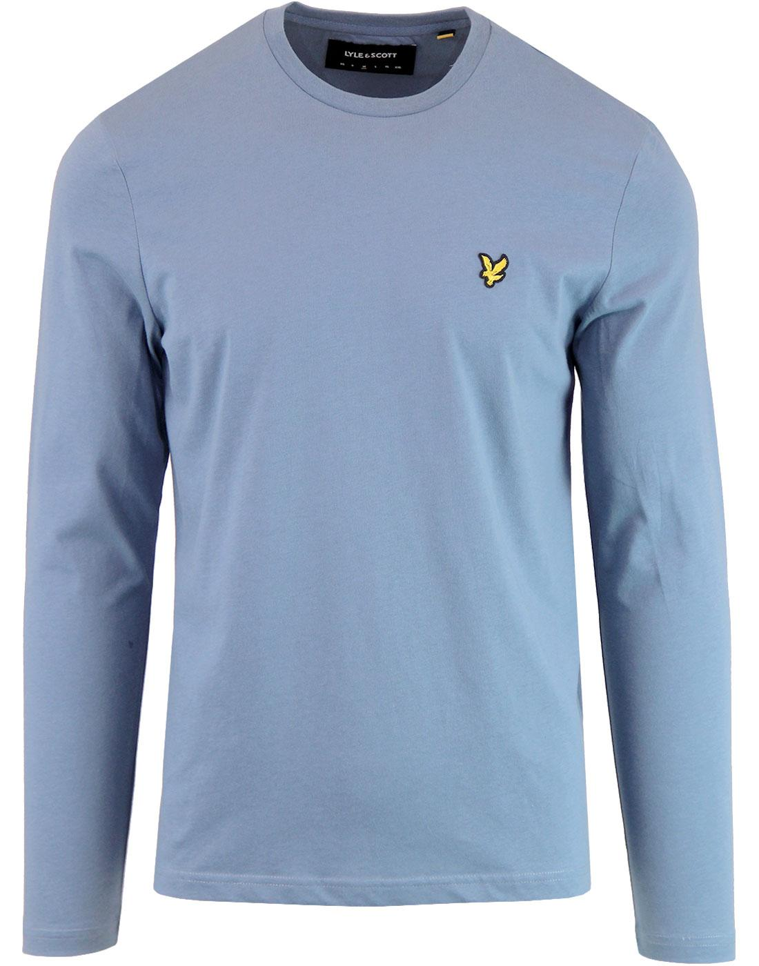 LYLE & SCOTT Classic Long Sleeve Crew Neck Tee