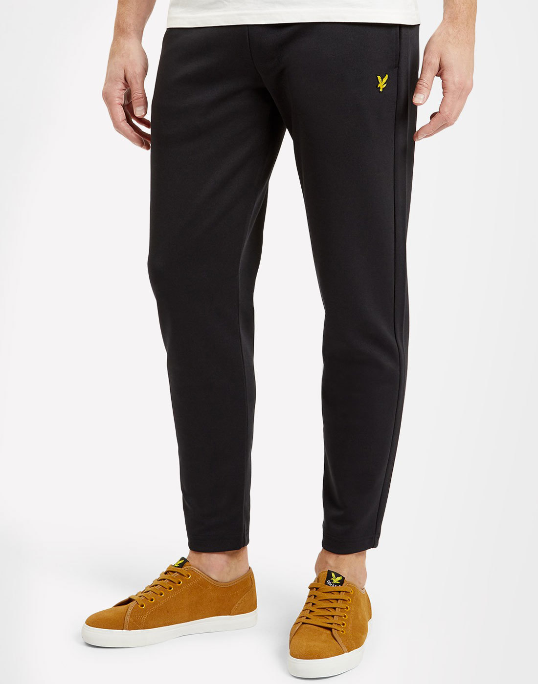 LYLE & SCOTT Retro Tricot Jogger Track Bottoms (B)