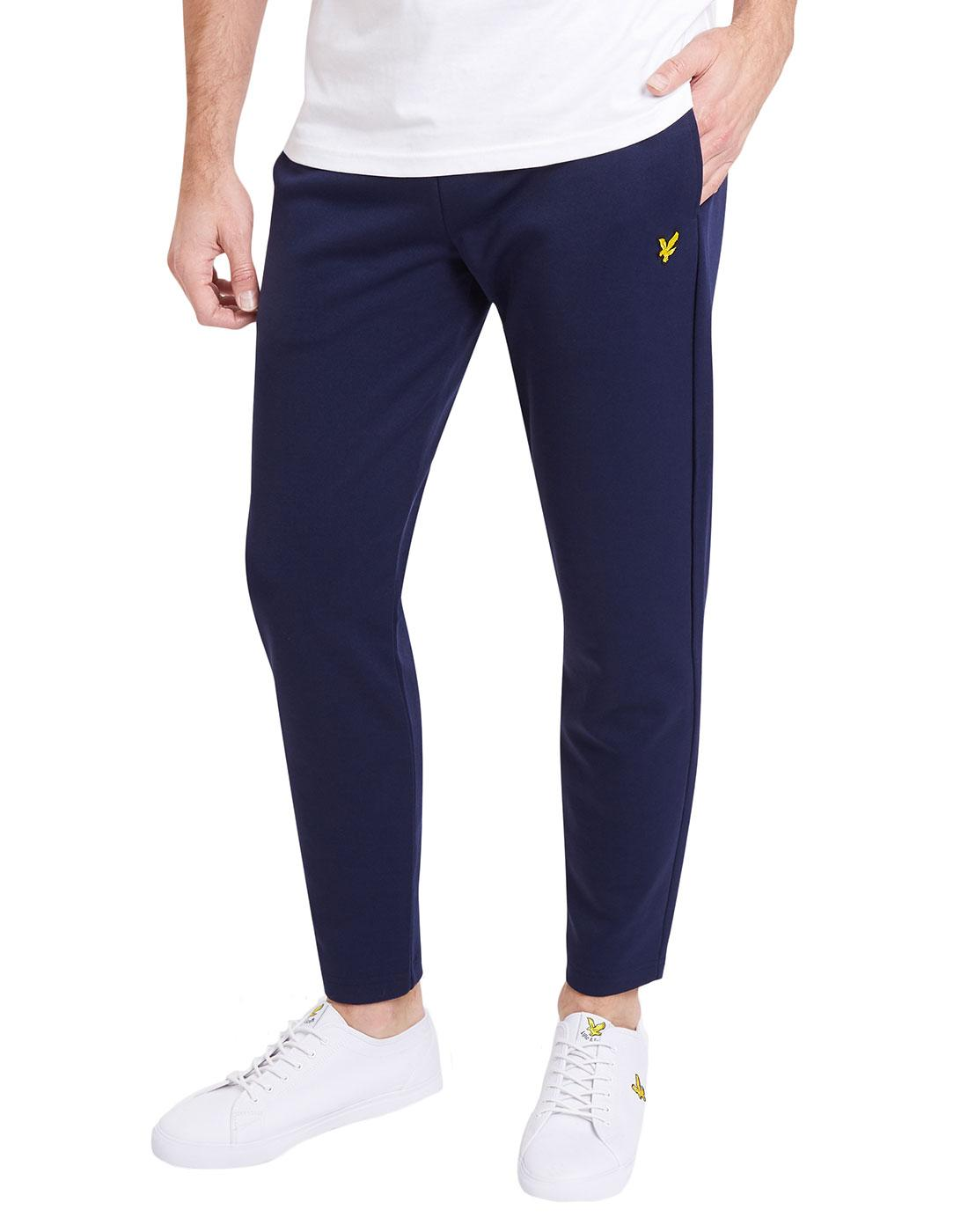 LYLE & SCOTT Retro 1980s Tricot Tracksuit Bottoms