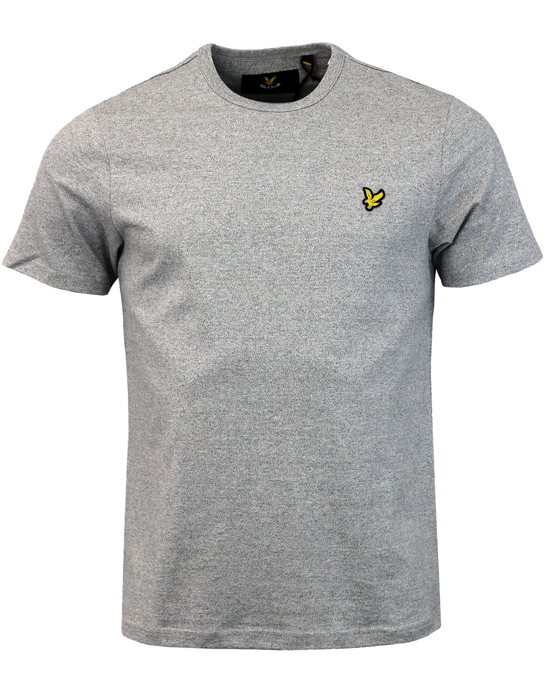LYLE & SCOTT Retro Indie Mouline Jersey T-Shirt