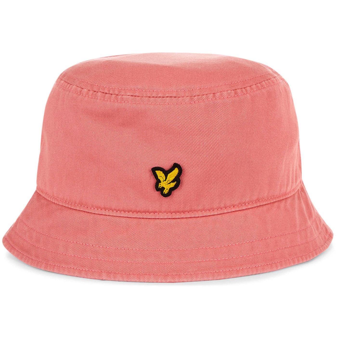 LYLE & SCOTT Retro Washed Twill Bucket Hat (PS)