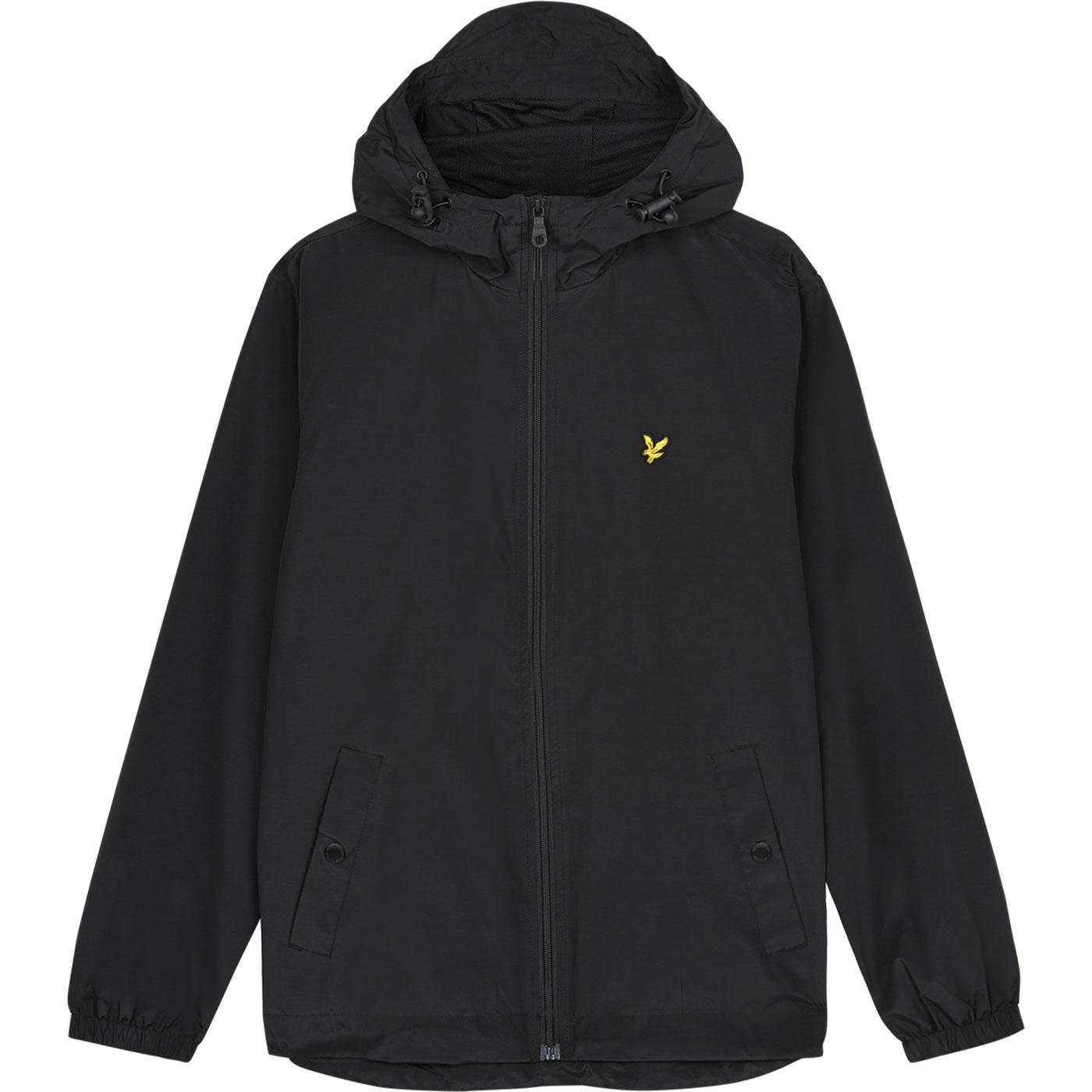 LYLE & SCOTT Retro Zip Through Hooded Jacket (TB)