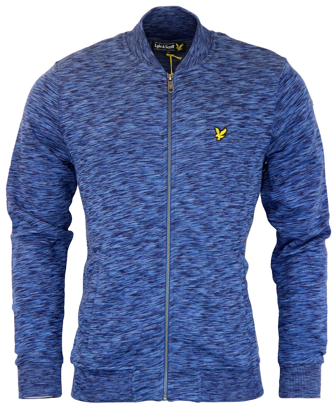 Space Dye Bomber Jacket  LYLE AND SCOTT (AB)