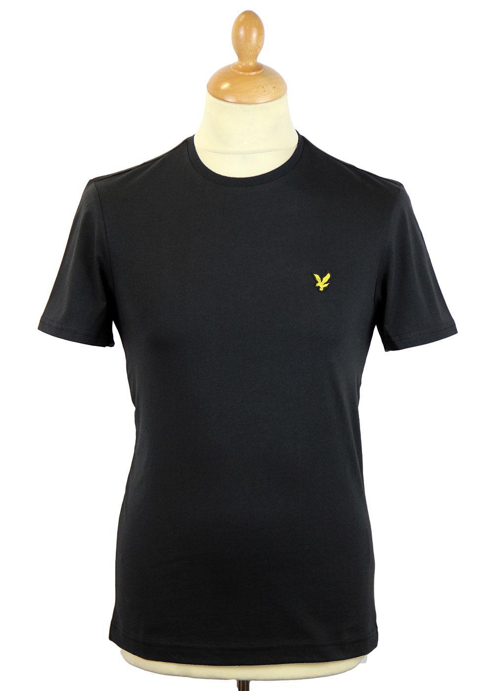 LYLE & SCOTT Retro Plain Golden Eagle T-Shirt TB
