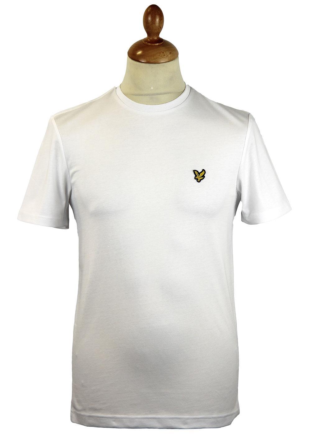 LYLE & SCOTT Retro Plain Golden Eagle T-Shirt W
