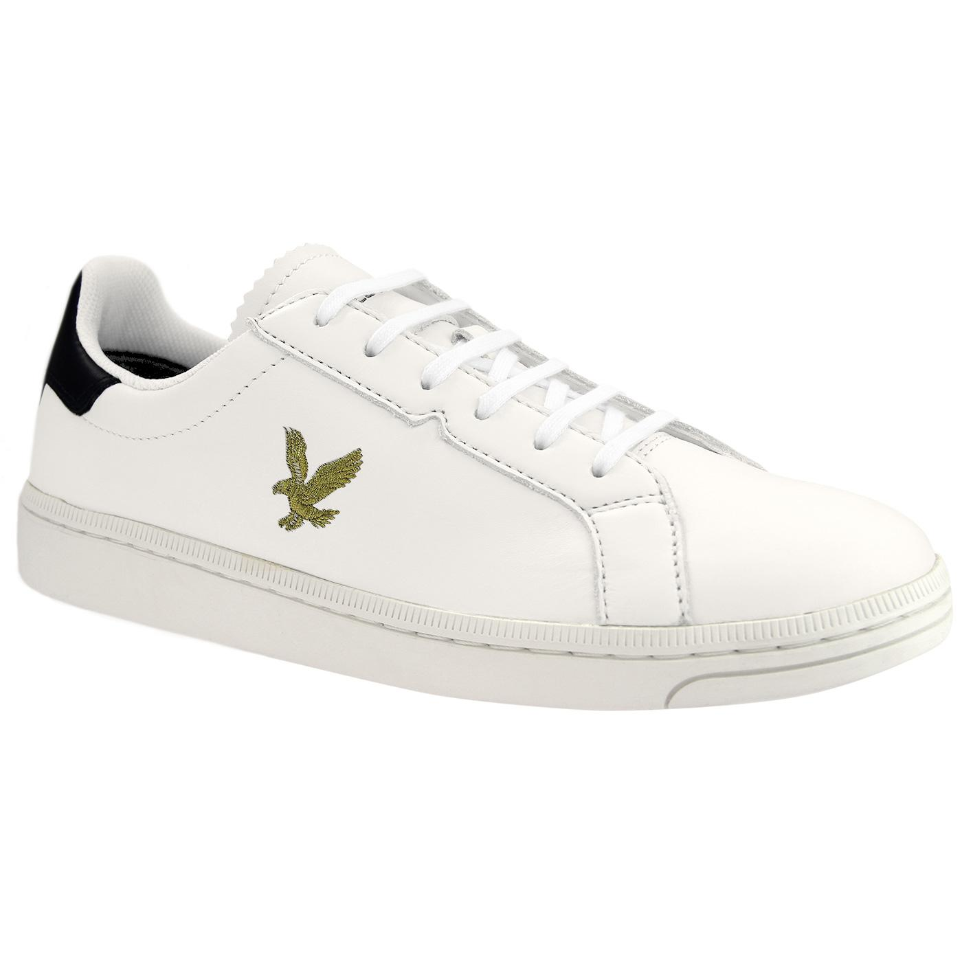 Cormack LYLE & SCOTT Retro Mod Casuals Trainers WN