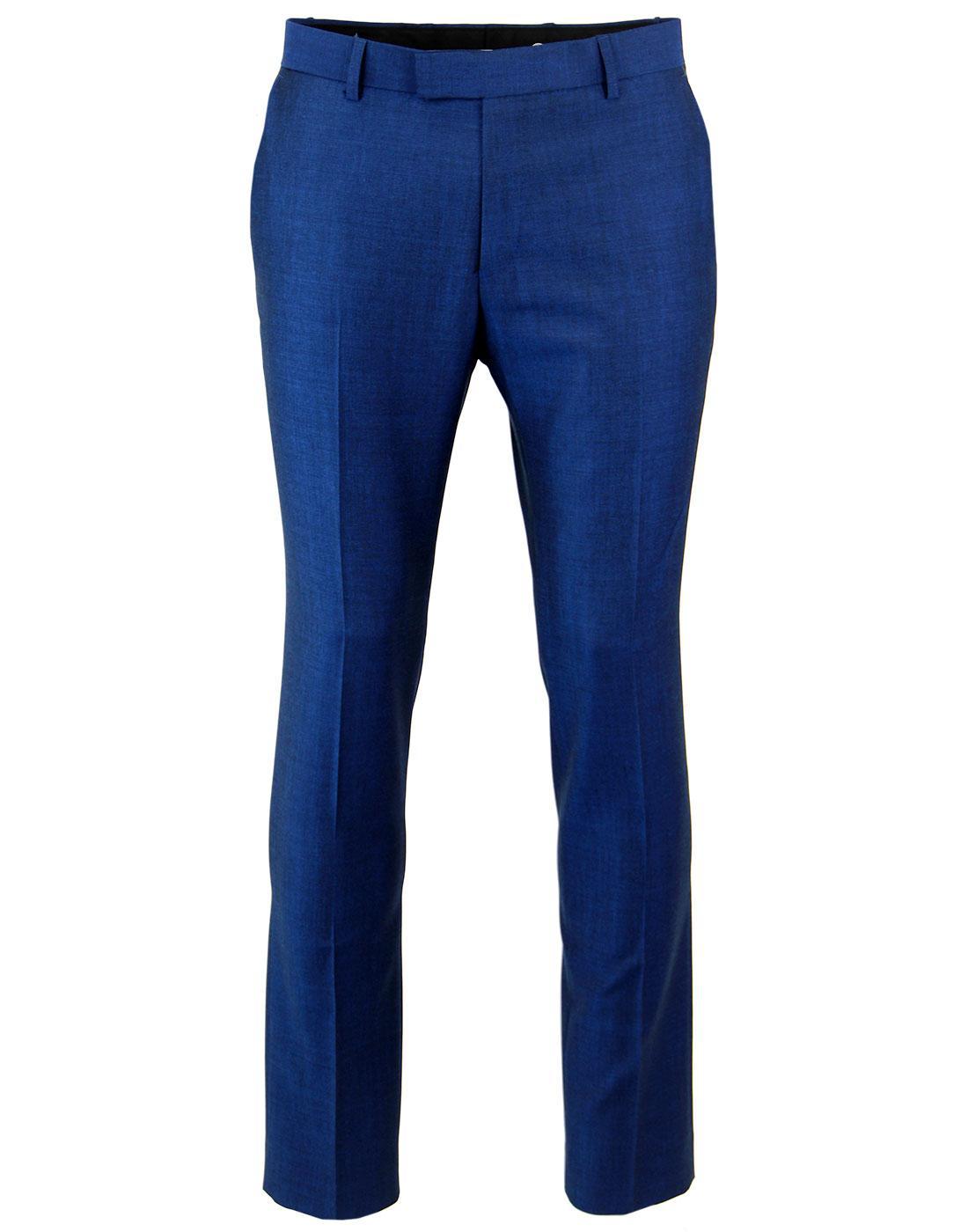 MADCAP ENGLAND Mod Mohair Tonic Slim Suit Trousers