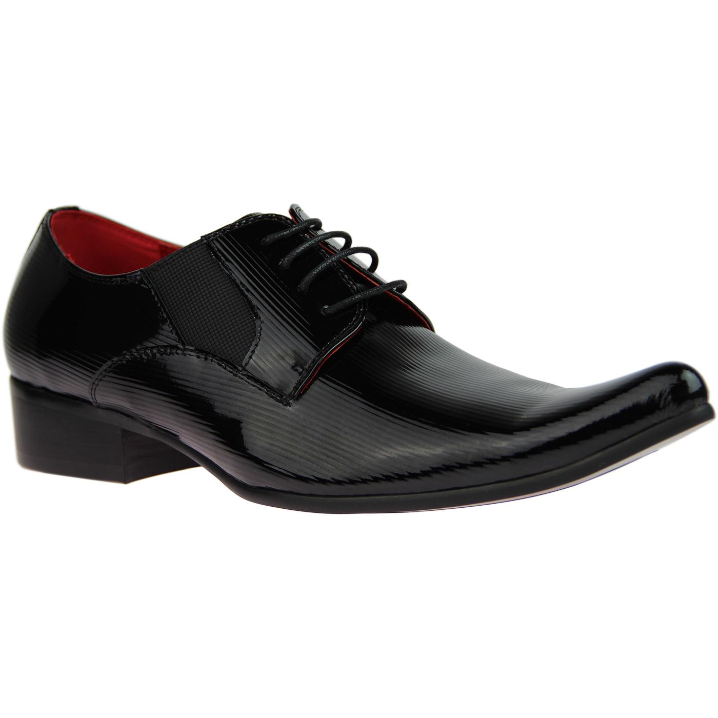 Callahan MADCAP ENGLAND Pinstripe Winklepickers