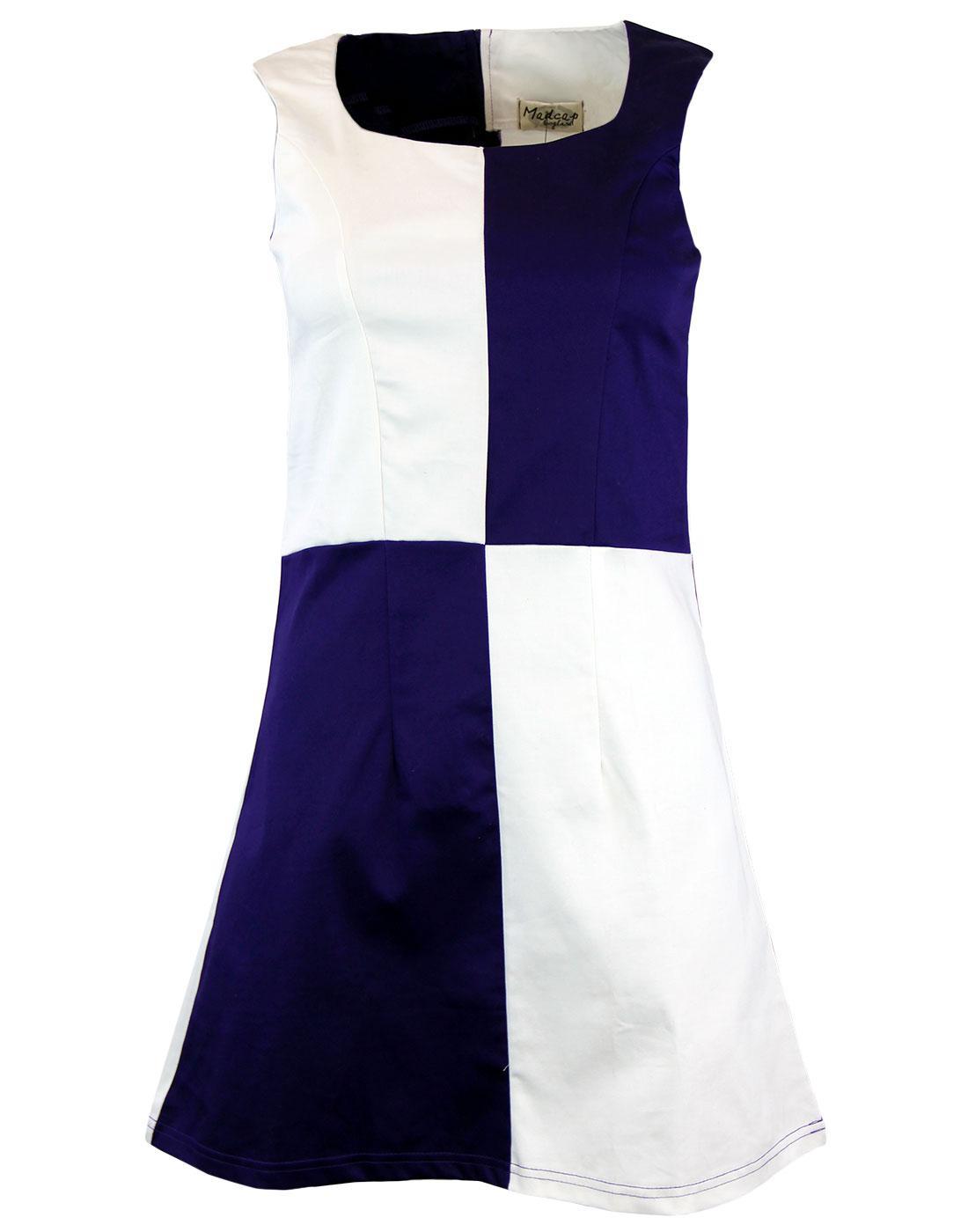 'The Chelsea Set' - Retro Sixties Mini Dress (P/W)