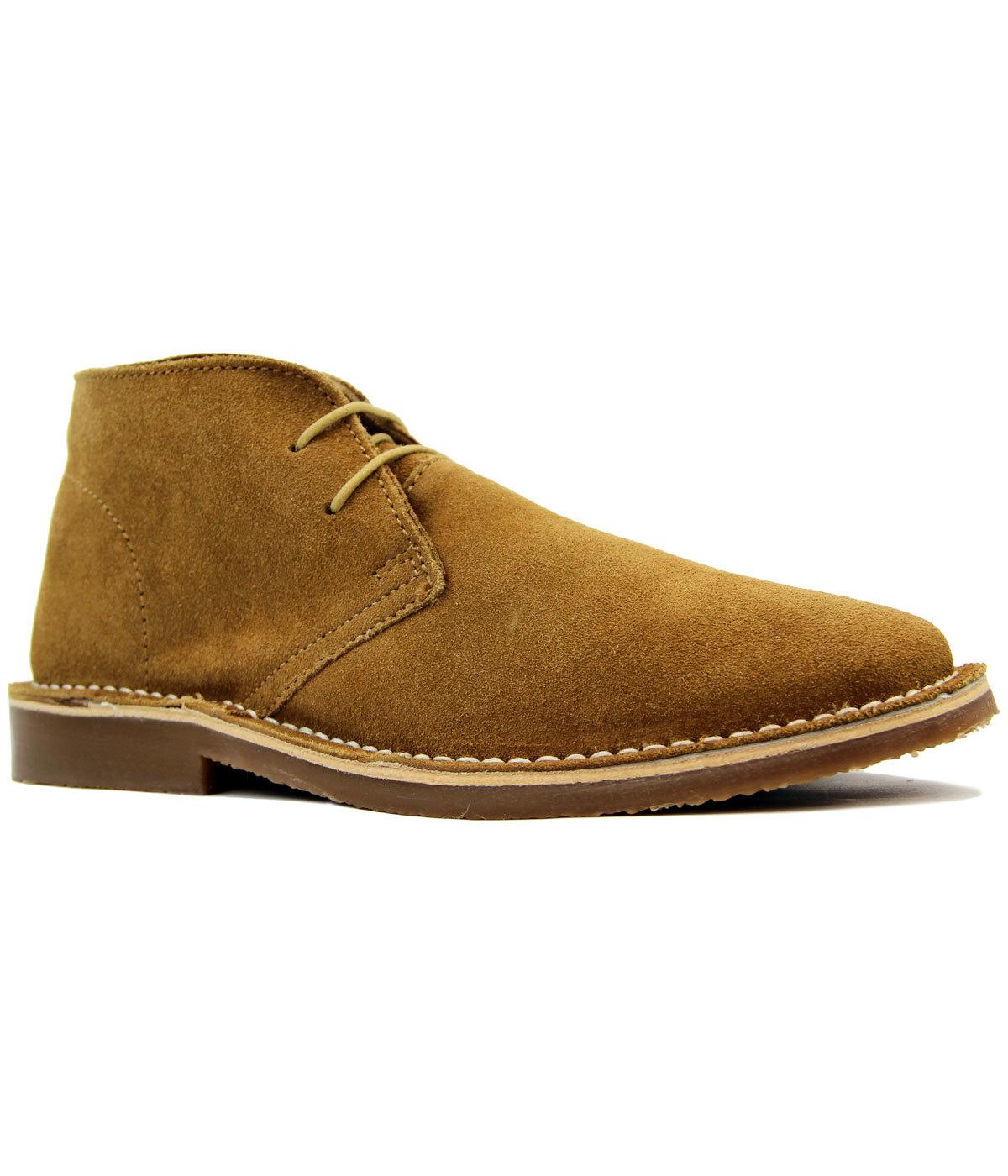 madcap england daltrey 60s mod suede desert boots