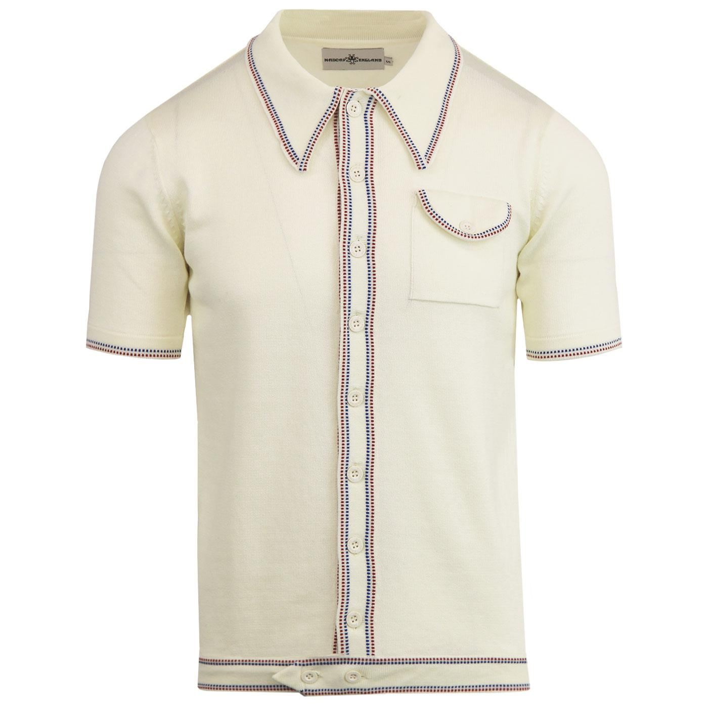 madcap england crawdaddy 60s mod polo winter white