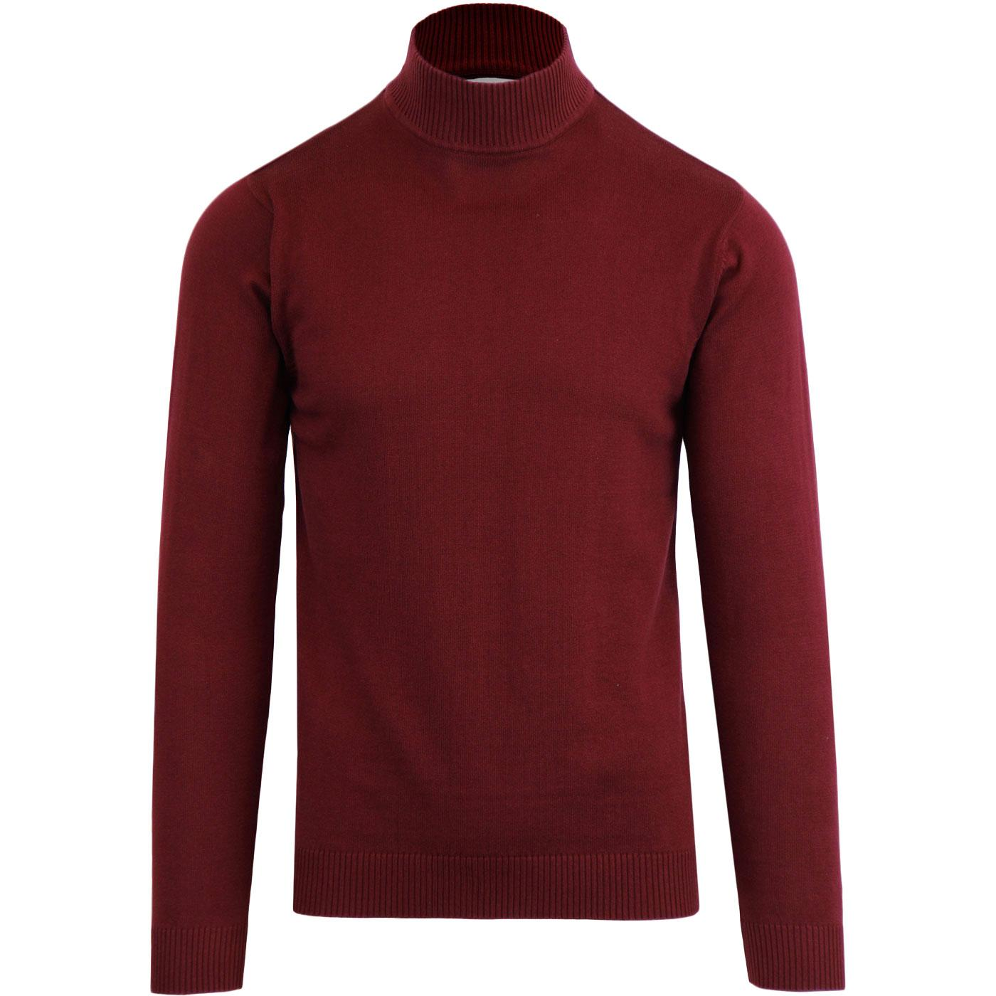 Eastwood MADCAP ENGLAND Mock Turtleneck Jumper (Z)