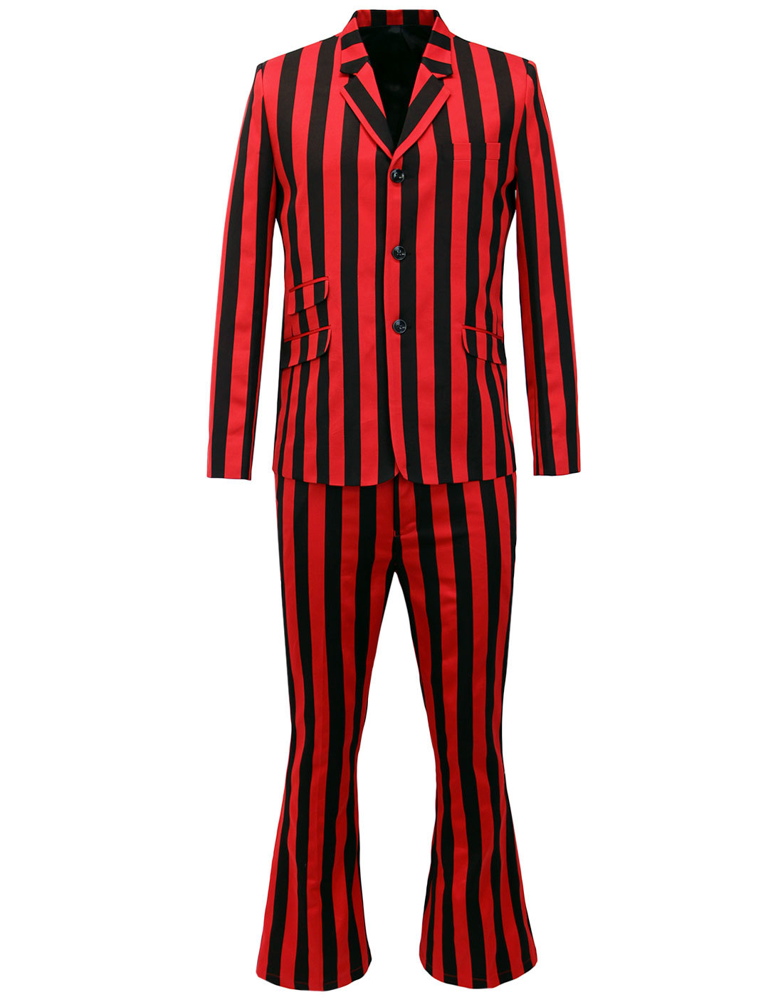 Inferno Suit MADCAP ENGLAND Flared Bellbottom Suit