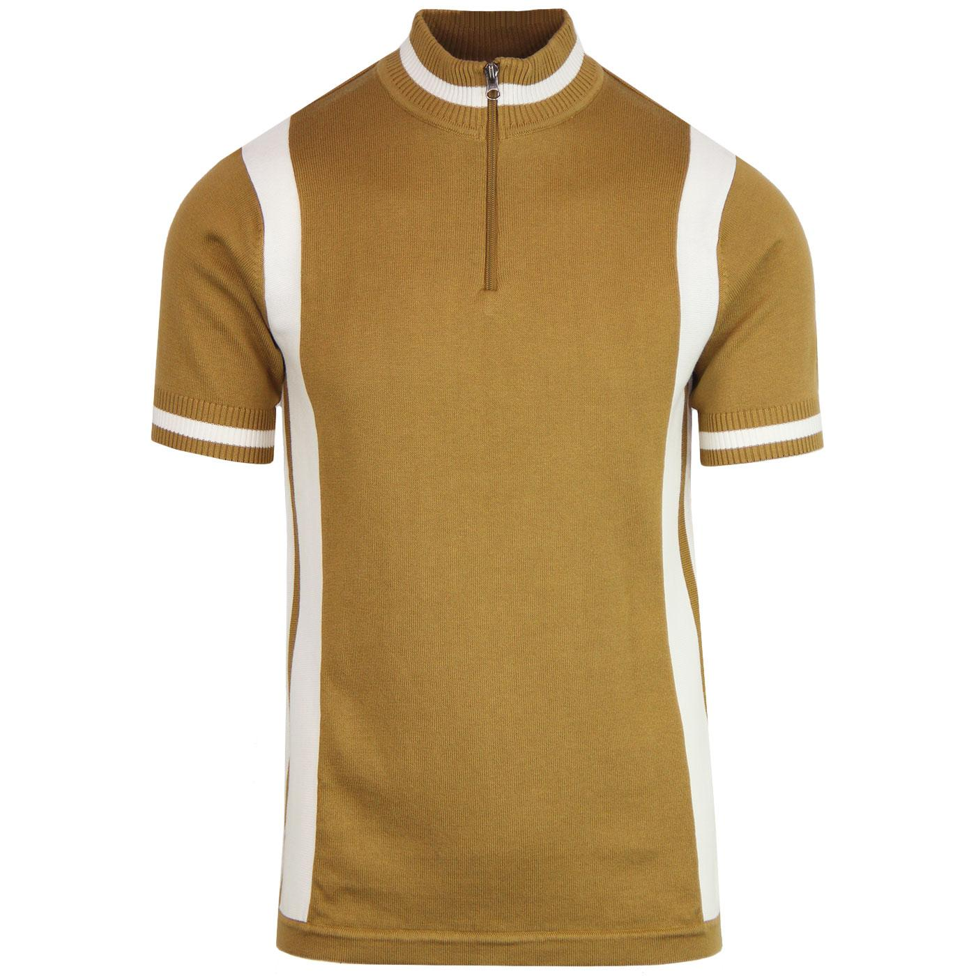 Vitesse MADCAP ENGLAND Retro Mod Cycling Top (FL)