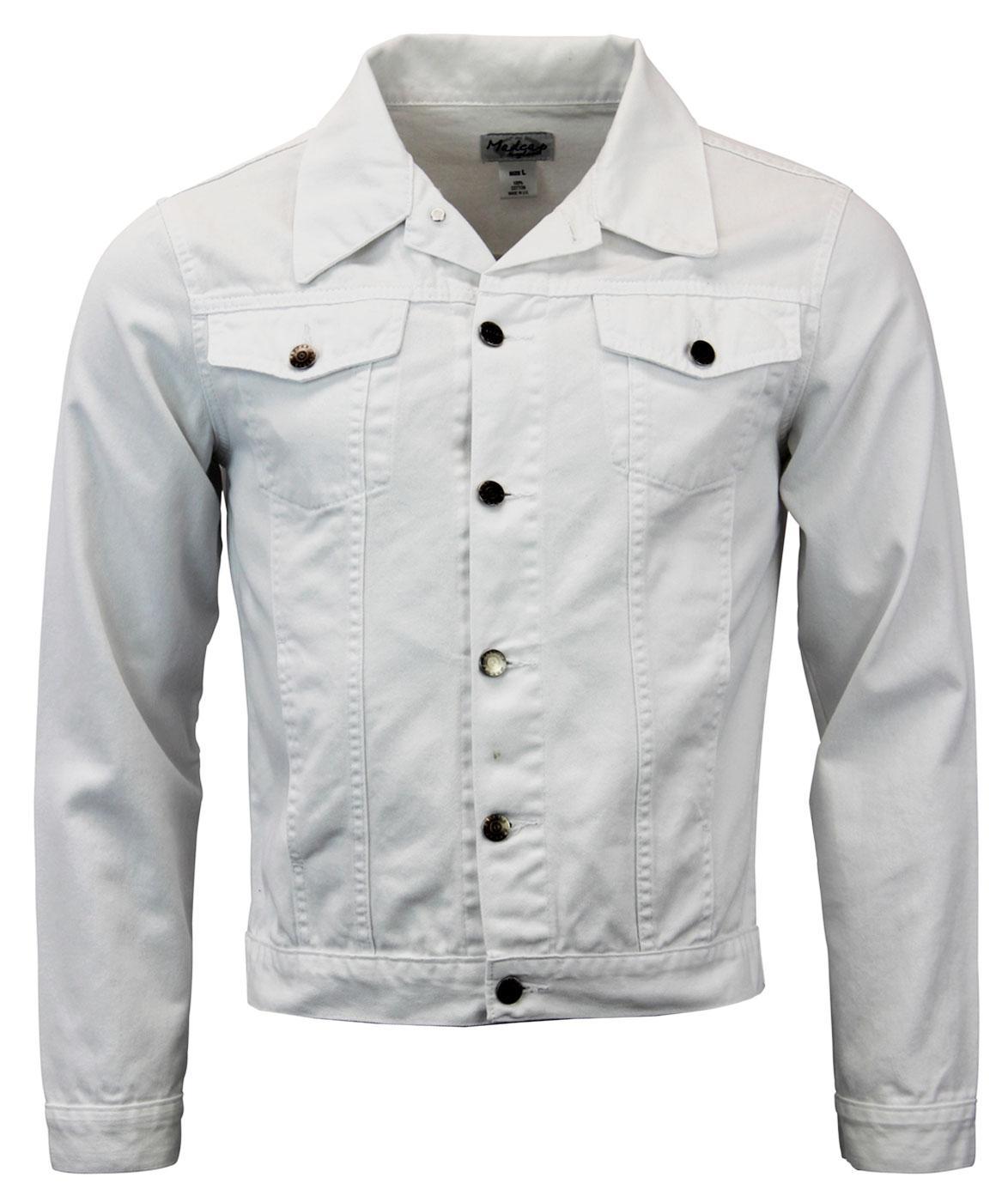 Marquee MADCAP ENGLAND Mod Denim Western Jacket W