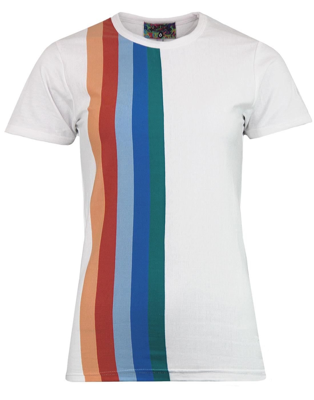 madcap england over the rainbow retro 70s t-shirt