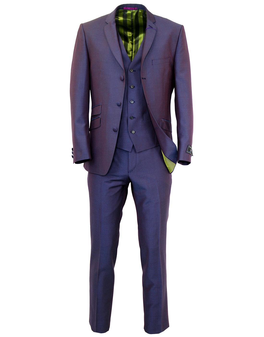 Tailored byMadcap England Mohair 3 Pce Tonic Suit