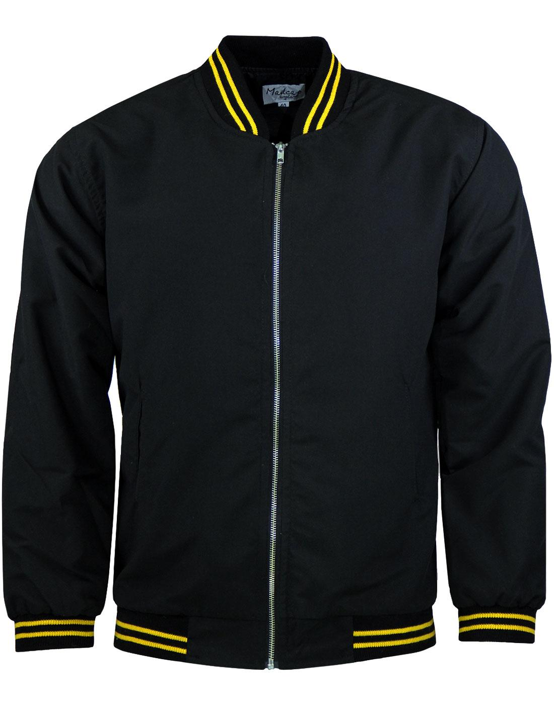 Monkey Jacket MADCAP ENGLND Retro Mod Jacket (B/Y)