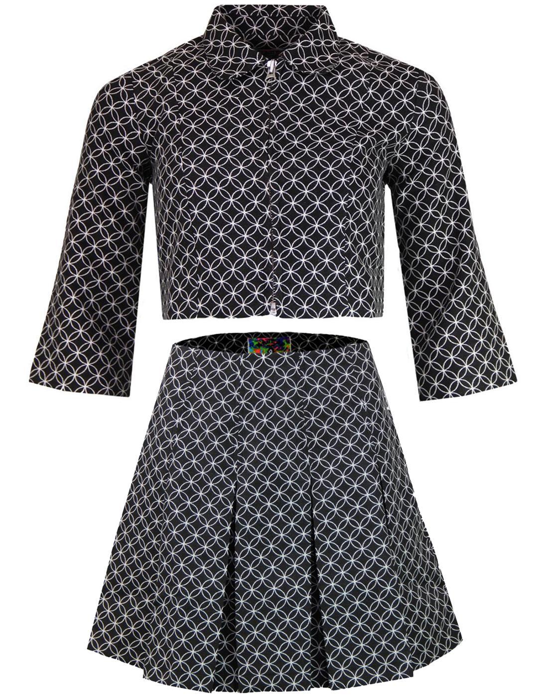 Bijoux MADCAP ENGLAND Bolero Jacket & Skirt Suit