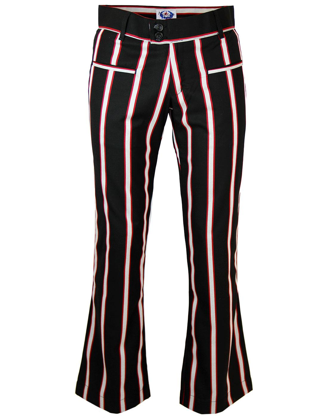 MADCAP ENGLAND MOD BRIAN JONES SUIT TROUSERS